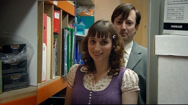 Becky Martin Showreel 05 In The Cupboard Peep Show